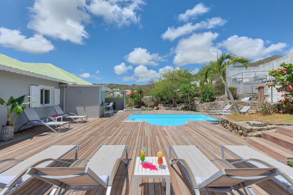 Eve Paradise Villa, Saint Martin, Saint Martin - Booking.com
