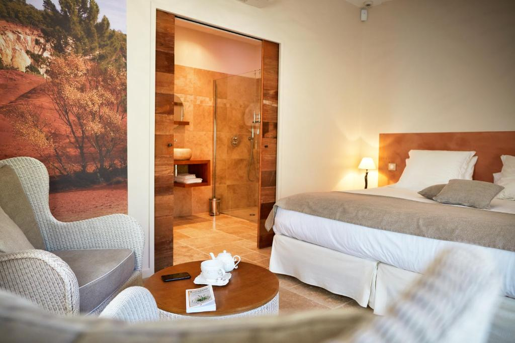 Bed Breakfast Les Mazets Du Luberon Frankreich Puget Booking Adorable Avignon Bedroom Furniture Exterior Plans