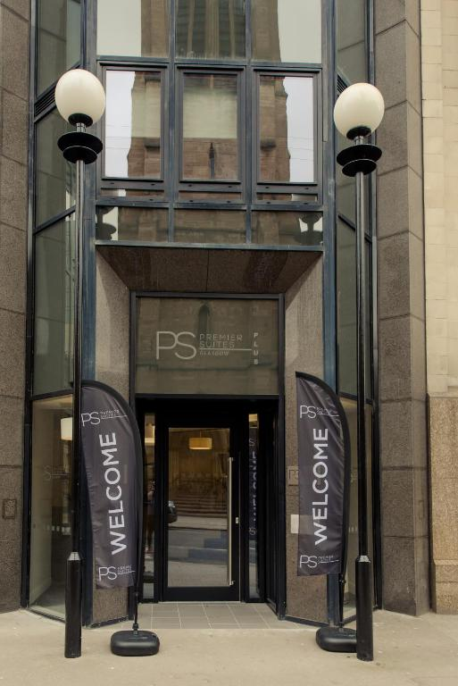 PREMIER SUITES PLUS Glasgow Bath Street