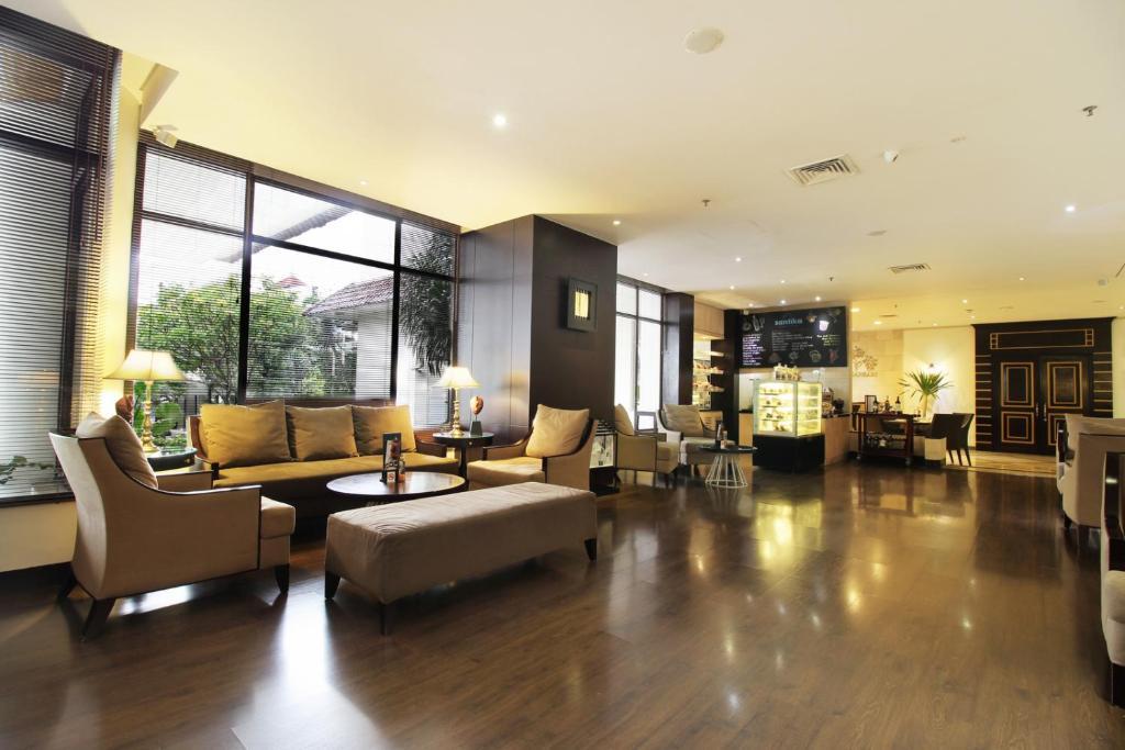 Hotel Santika Premiere Jogja Yogyakarta Indonesia Booking Com
