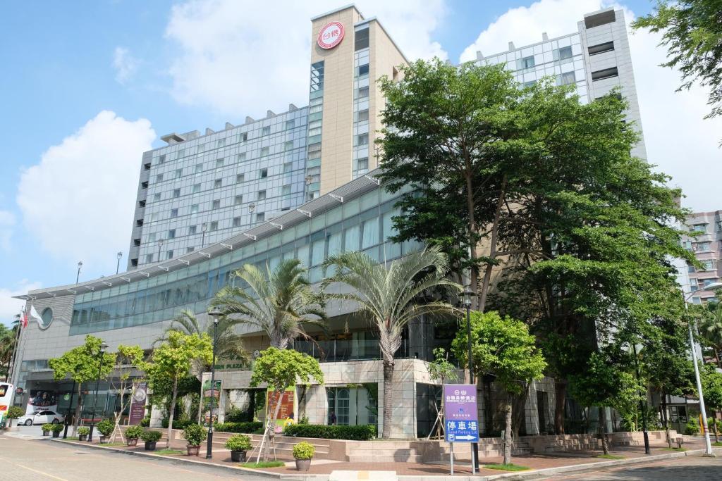 エバーグリーン プラザ ホテル タイナン(Evergreen Plaza Hotel - Tainan)