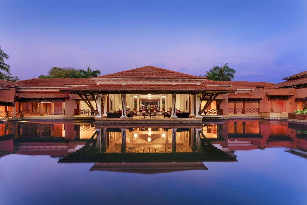 The swimming pool at or close to ITC Grand Goa, a Luxury Collection Resort & Spa