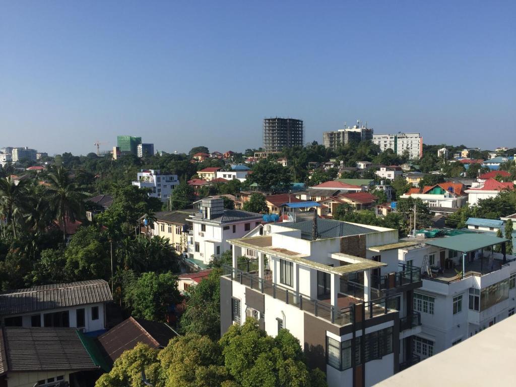 Γιανγκόν NB χρέωση ρεύματος