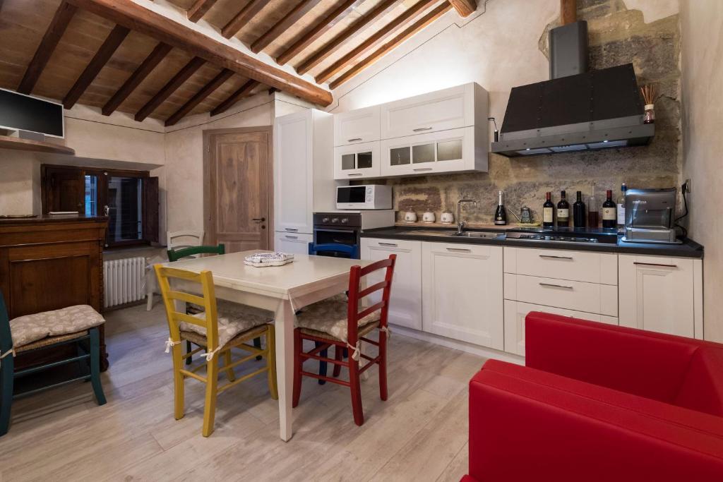 Tognazzi Casa Vacanze - Luxury apartment Coretta (Italien San ...