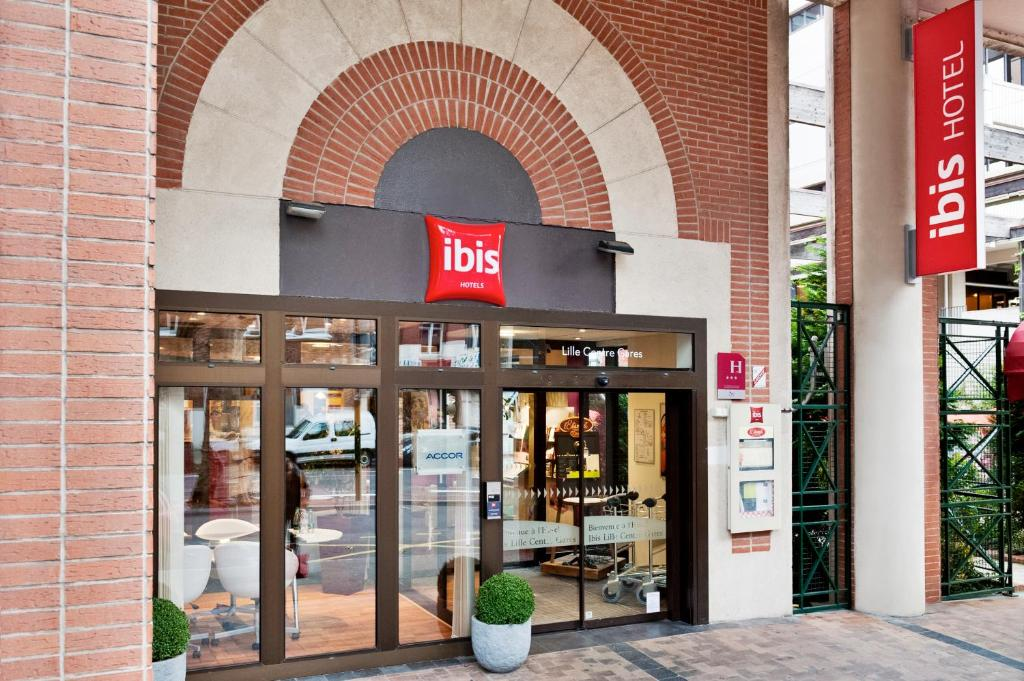 ibis Lille Centre Gares Lille Updated 2018 Prices