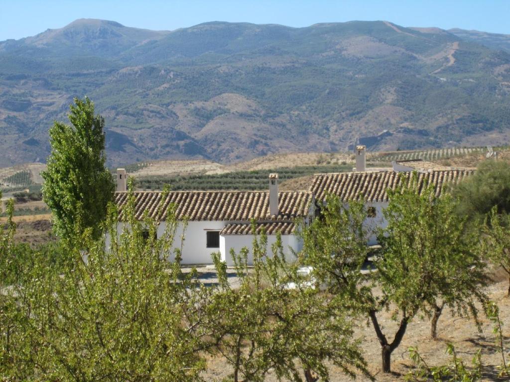 General mountain view o mountain view na kinunan mula sa chalet