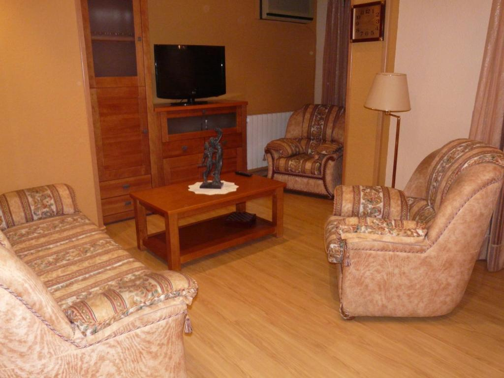 Apartments In Pomar Aragon