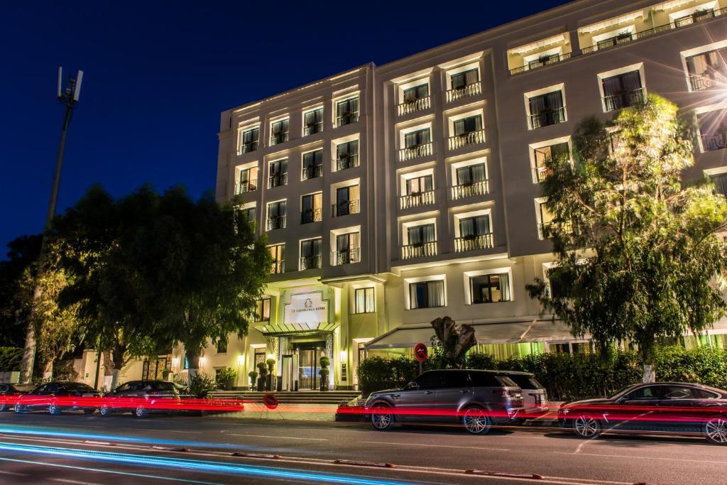 Mövenpick Hotel Casablanca | 5 Star Hotel Casablanca City ...