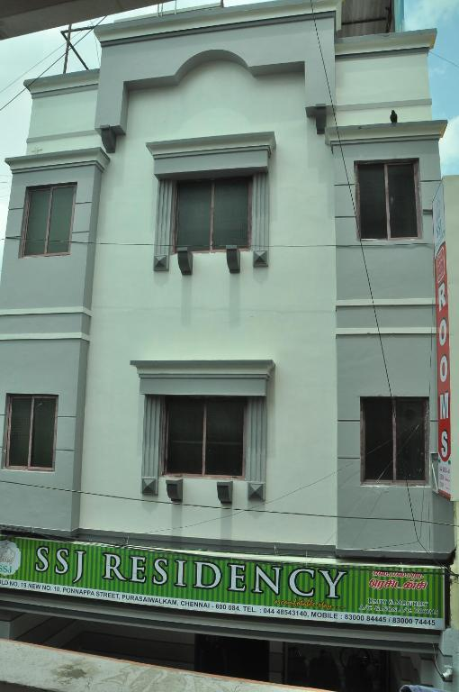 SSJ Residency