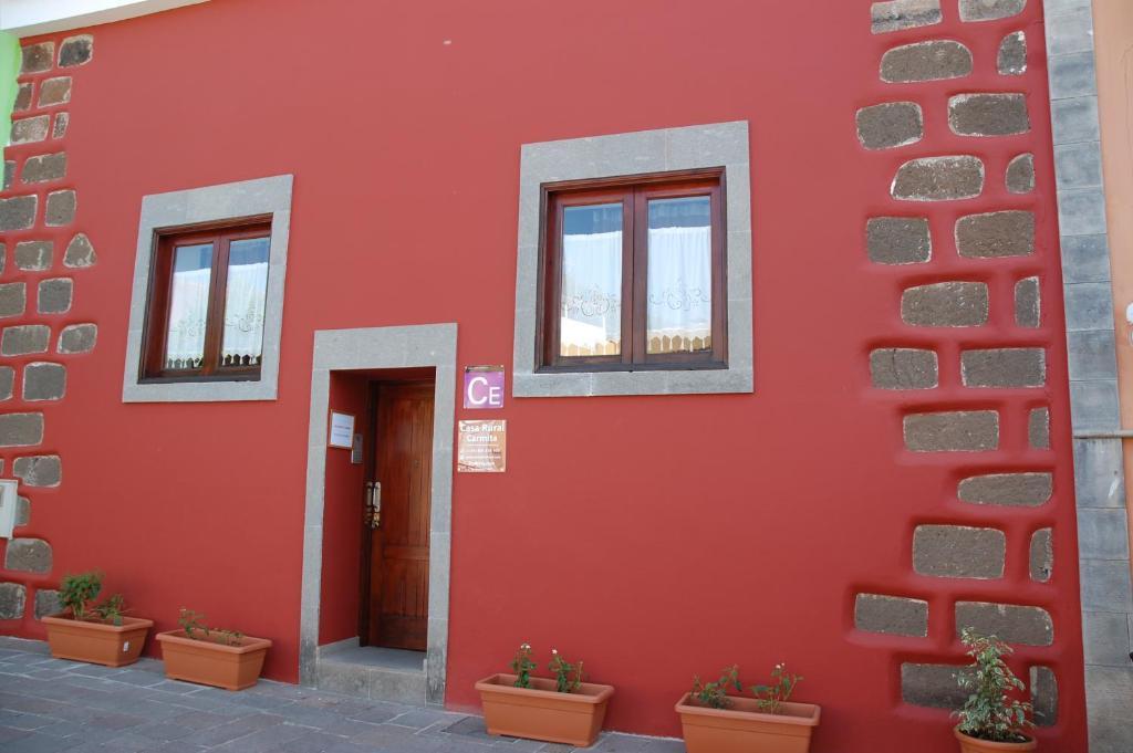Casa Rural Carmita, Vega de San Mateo, Spain - Booking.com
