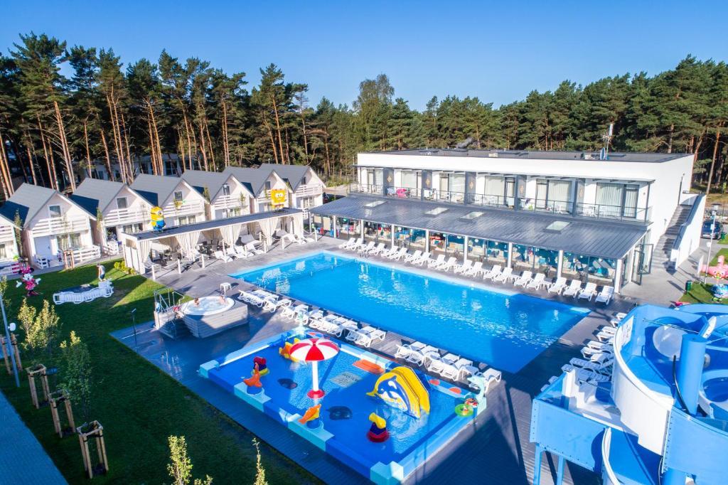 Holiday Park Resort Mielno Polen Mielno Booking Com