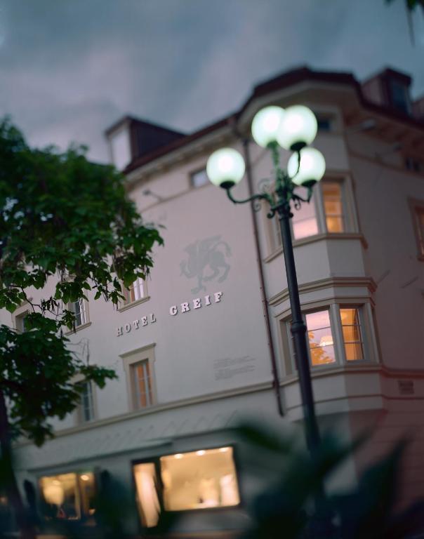 Hotel Greif (****)