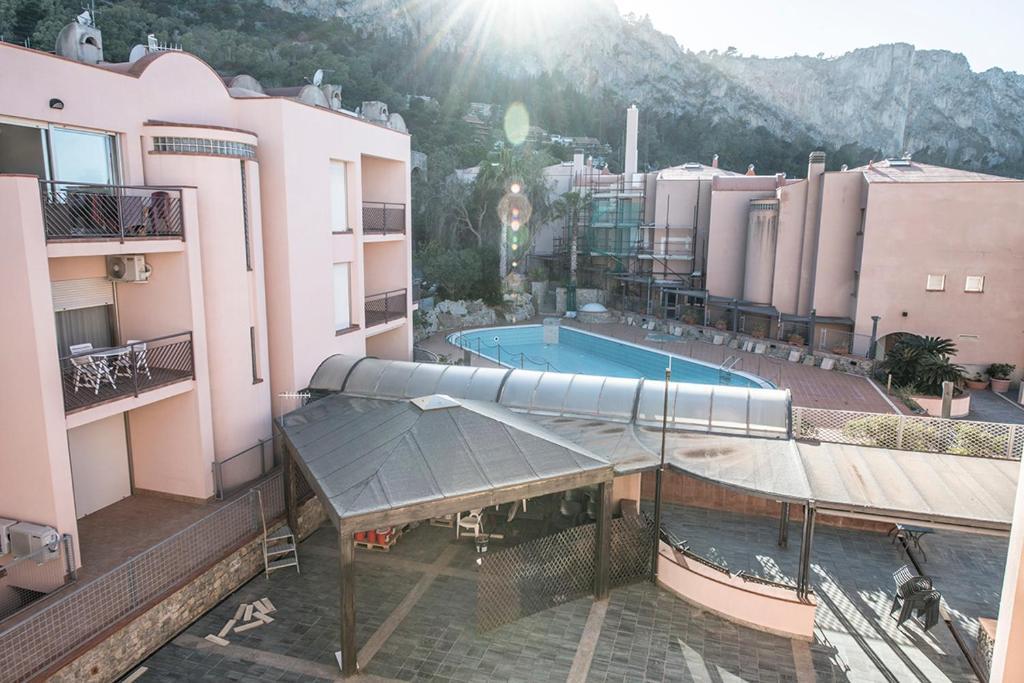 Suite in Hotel con Terrazza sul mare (Italien Palermo) - Booking.com