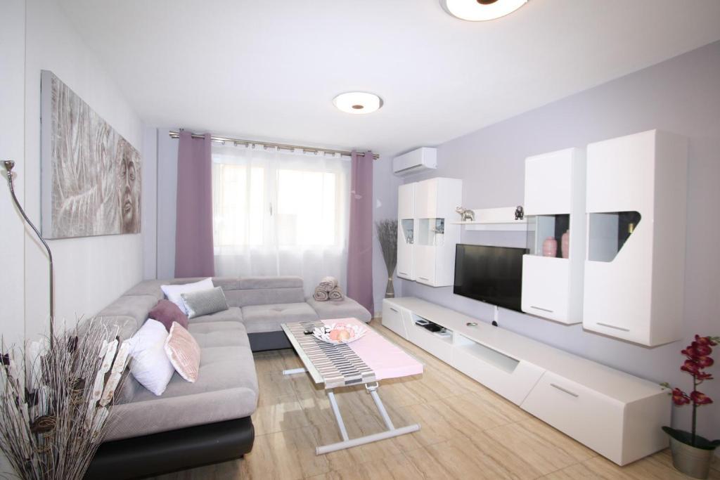 Moderne Wohnung modern stylish apartment - moderne wohnung, playa del ingles