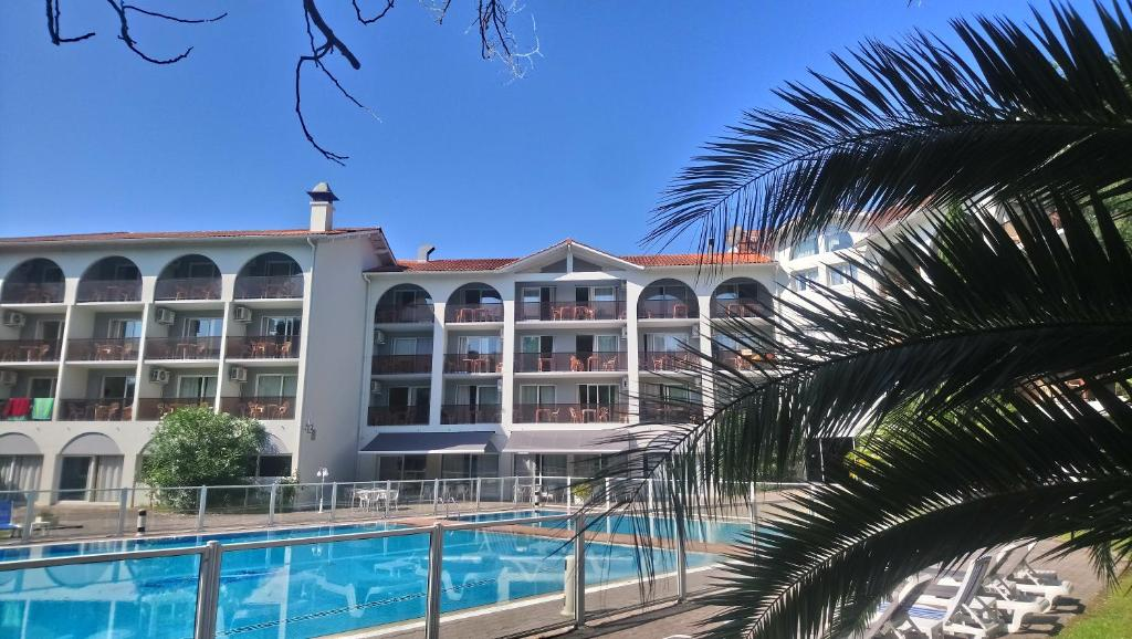 Hotel anglet biarritz parme france booking