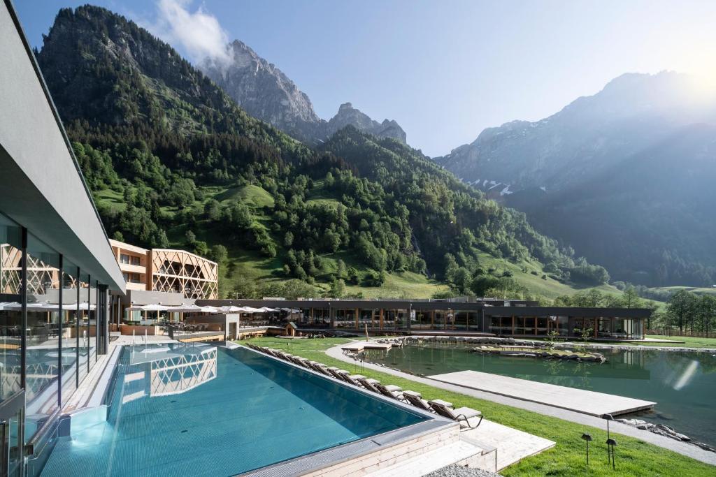 Feuerstein Nature Family Resort Italien Innerpflersch Bookingcom