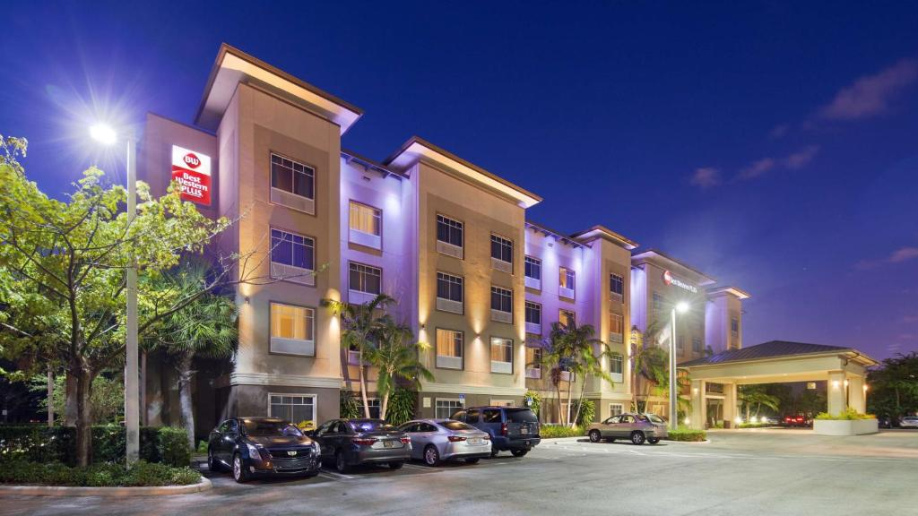 The Best Western Plus Miami Airport.