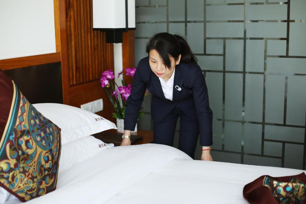 Zhangjiajie Wulin Xintiandi Huatian Elected Hotel