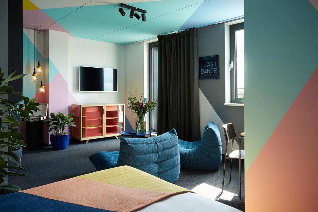 Badkamer Story Hotel : Radisson blu portman hotel room prices deals reviews