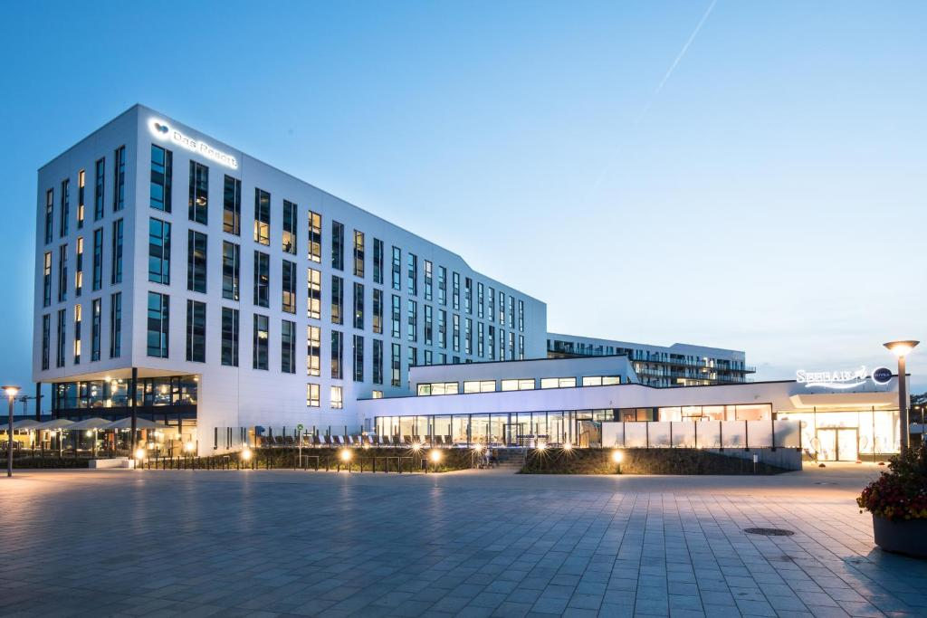 2019 nordsee ostsee hotel neu nix for Aja resort warnemunde suite