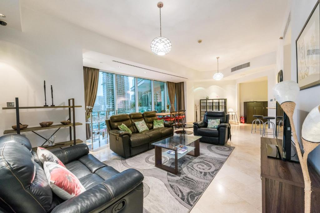 Dubai Marina Luxury Apartment, UAE - Booking.com