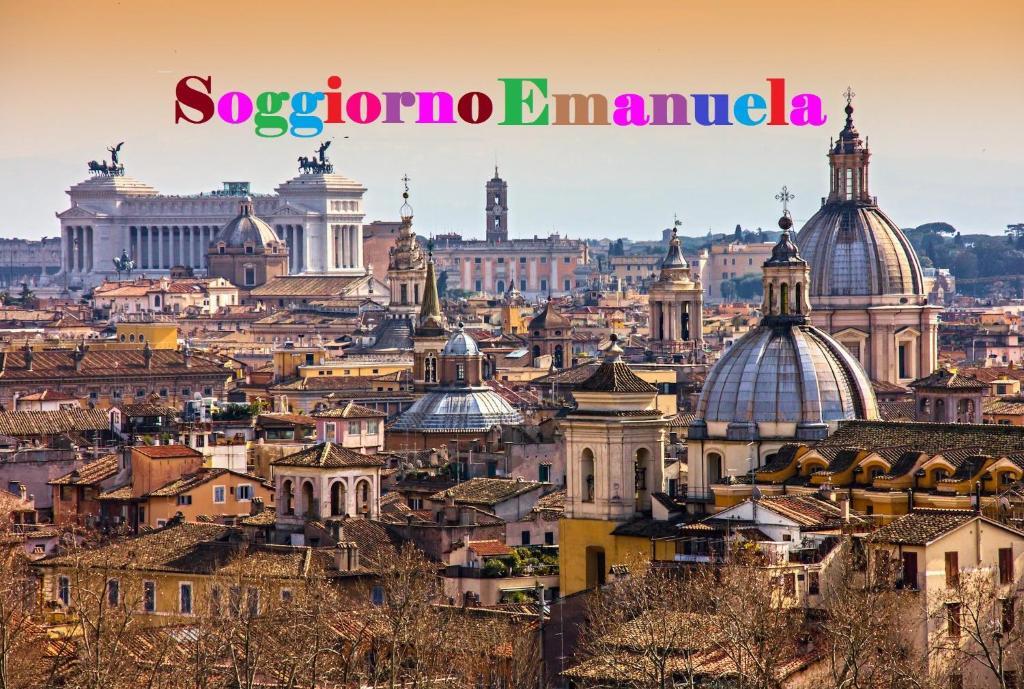 Hostel Soggiorno Emanuela (Italien Rom) - Booking.com