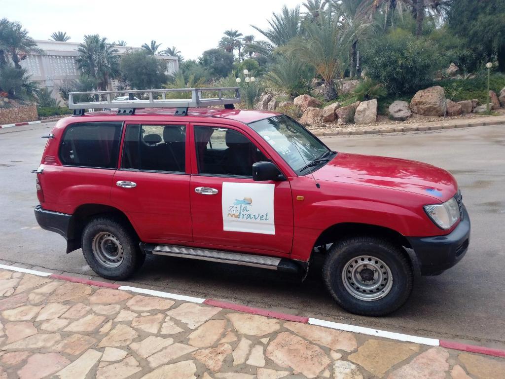 Zita beach resort tunisie zarzis booking