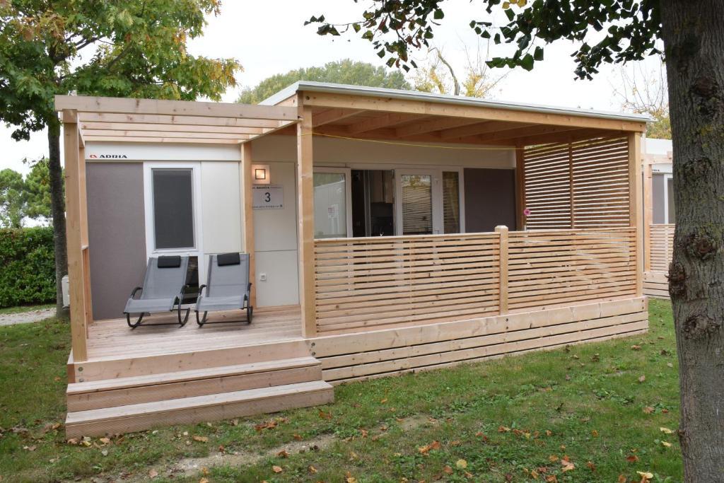 Mobilheim Mieten Italien Adria : Campingplatz adria holidays mobile homes caorle italien duna