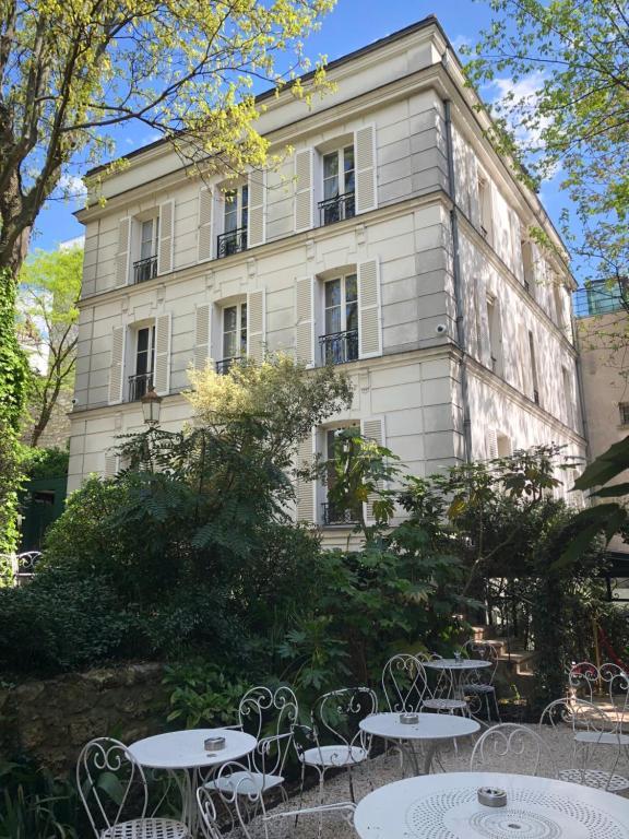 Hôtel Particulier Montmartre (Frankreich Paris) - Booking.com
