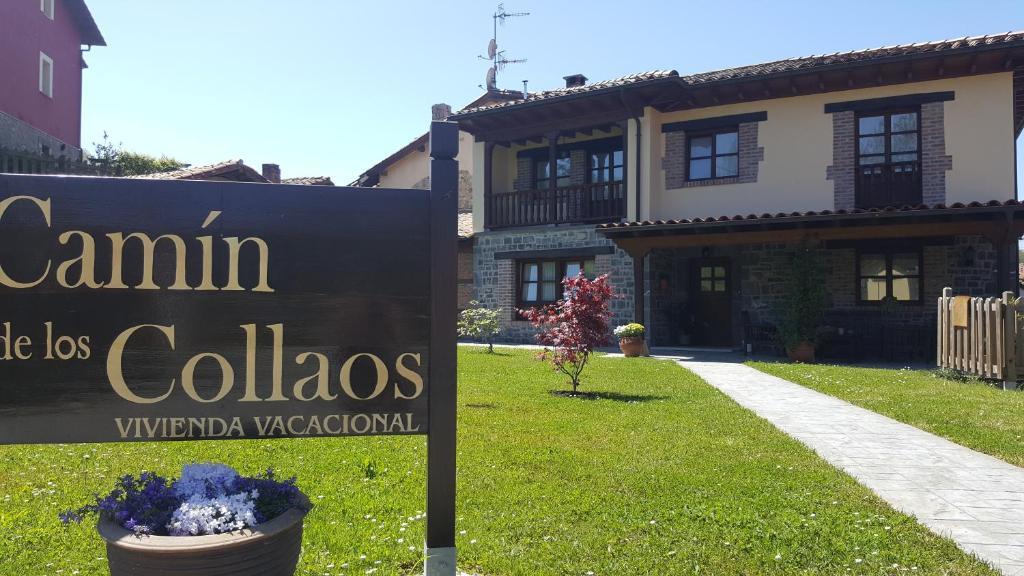 Casa de Campo Camin de los Collaos (Espanha Cangas de Onís ...