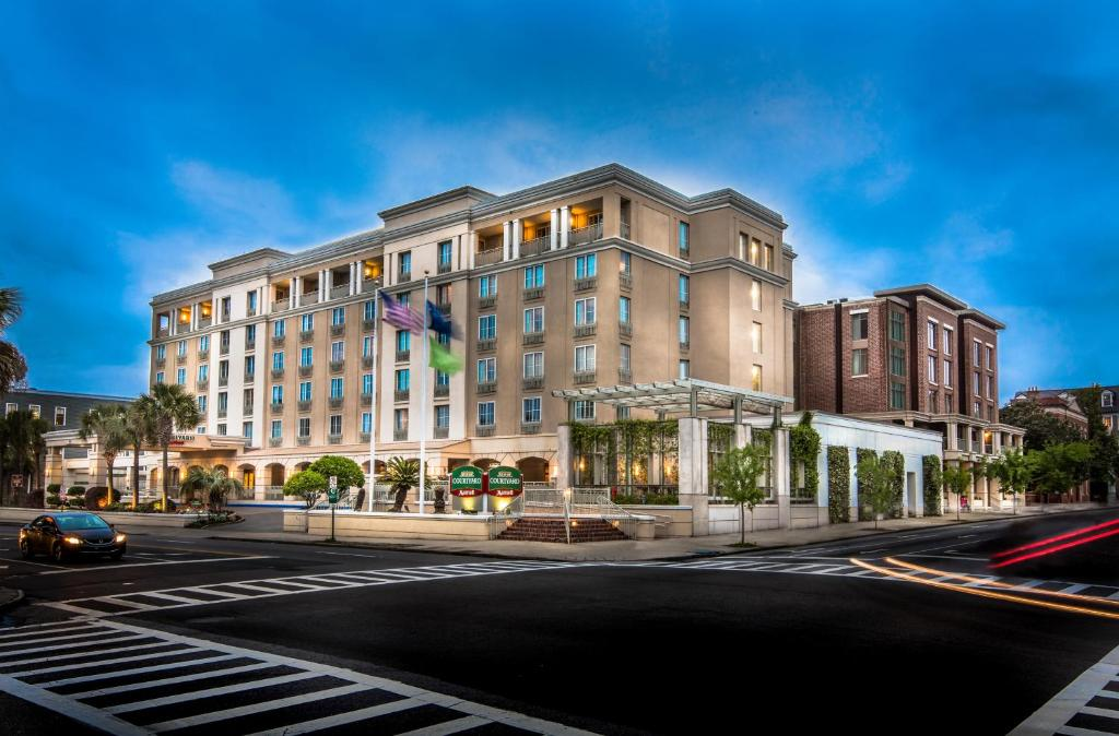 Courtyard By Marriott Charleston Historic District Reserve Now Gallery Image Of This Property