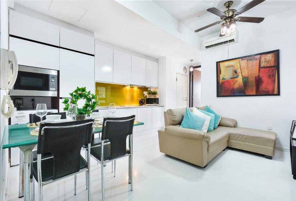 Apartment 1br Bright Novena, Singapore, Singapore - Booking.com
