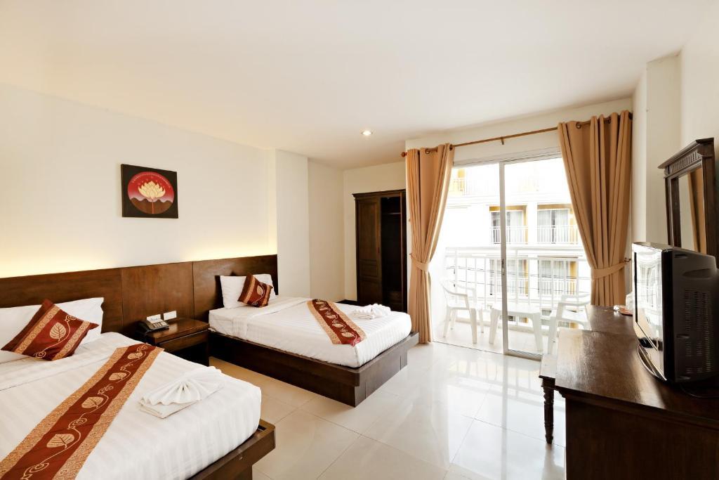 Phuket Hotel Rooms