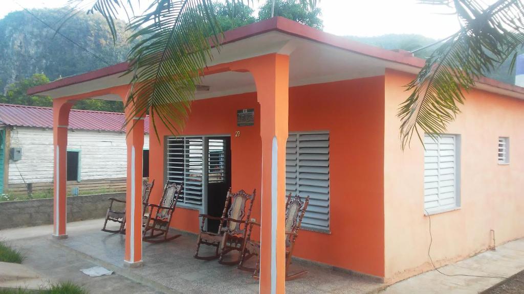 Hotel Casa Campo Isa la Peluquera, Viñales, Cuba - Booking.com
