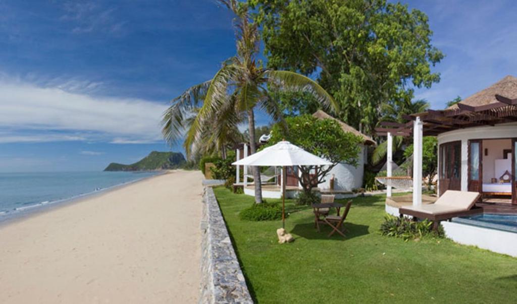 Aleenta Resort Spa Hua Hin Pranburi Hotel Asia
