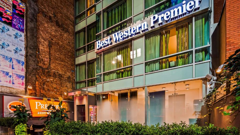 Best Western Premier Herald Square Reserve Now Gallery Image Of This Property