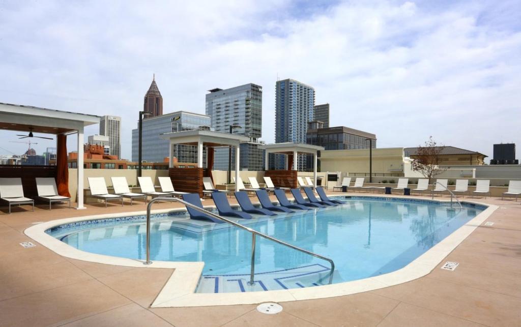 Apartment Global Luxury Suites in Downtown Atlanta, GA ...