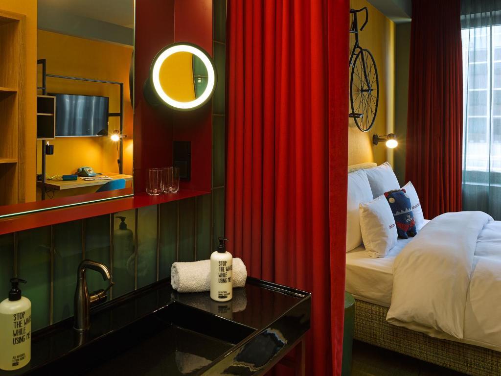 25hours Hotel The Trip Deutschland Frankfurt Am Main Booking Com