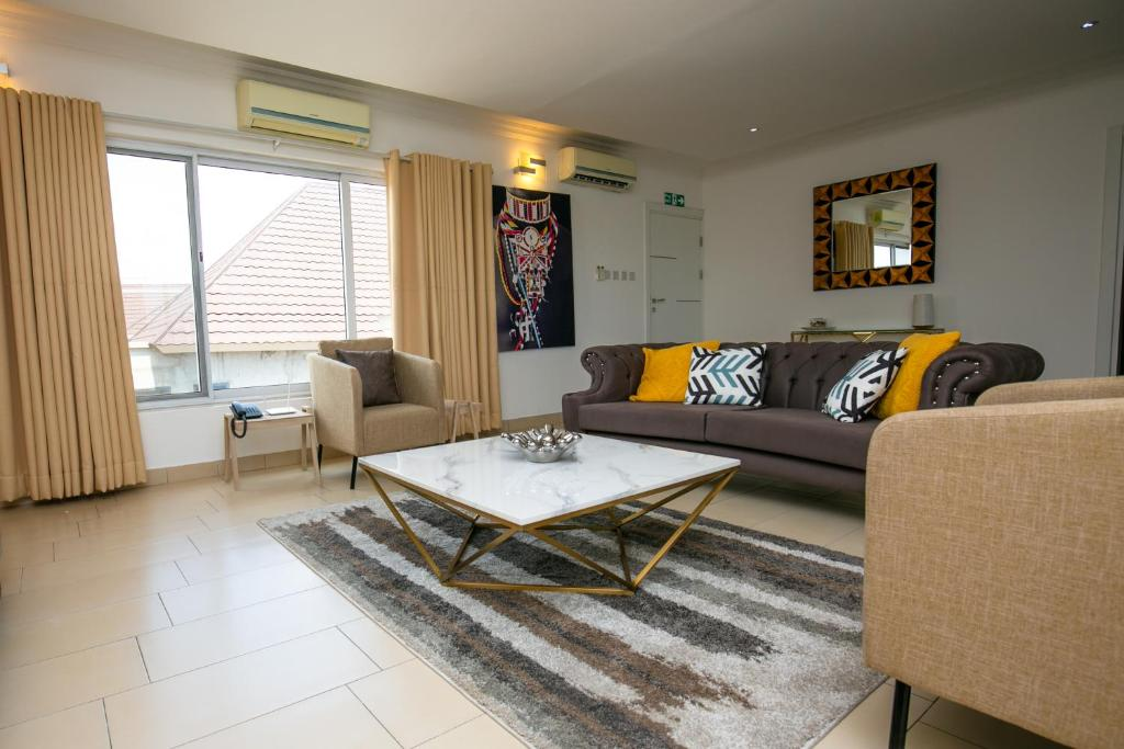 The Avery Apartments Accra Ghana Booking Com