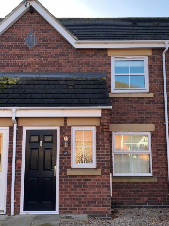 2 Bedroom Townhomes: Wychstone 2-bedroom Townhouse No. 1 In Kegworth, Kegworth
