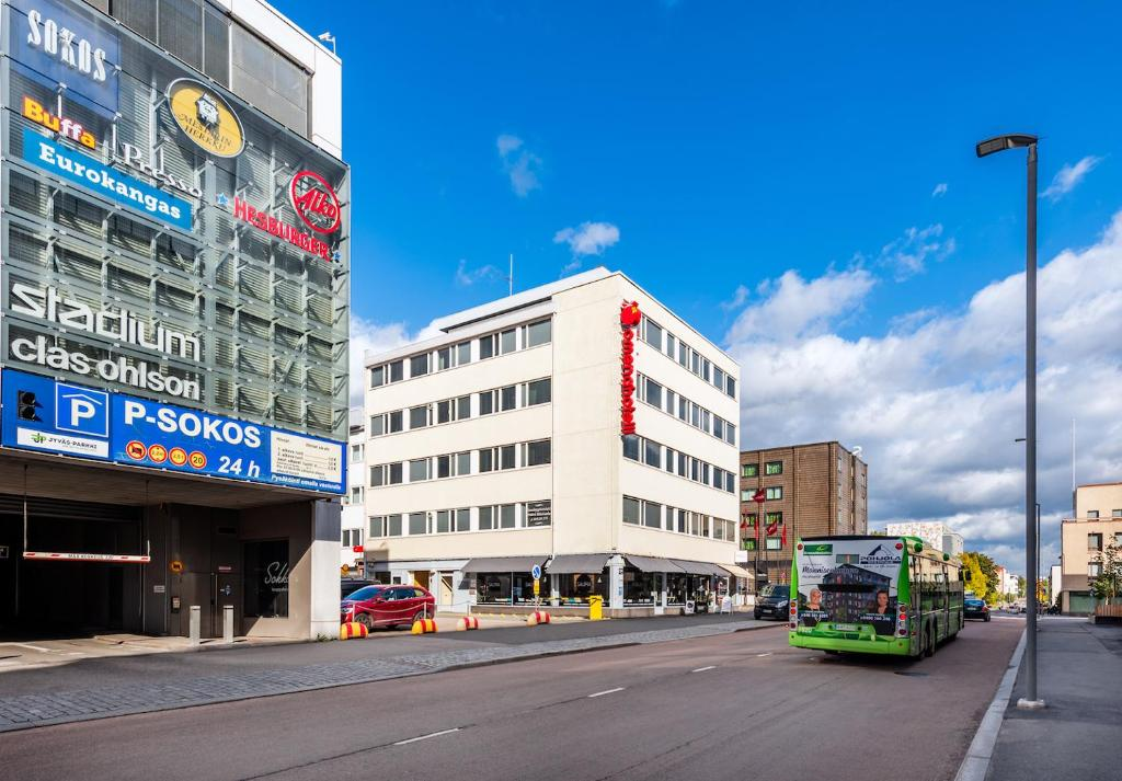 Jyväskylä Helsinki Lennot