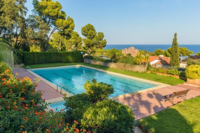 Calella de Palafrugell Villa Sleeps 8 Pool, Calella de ...