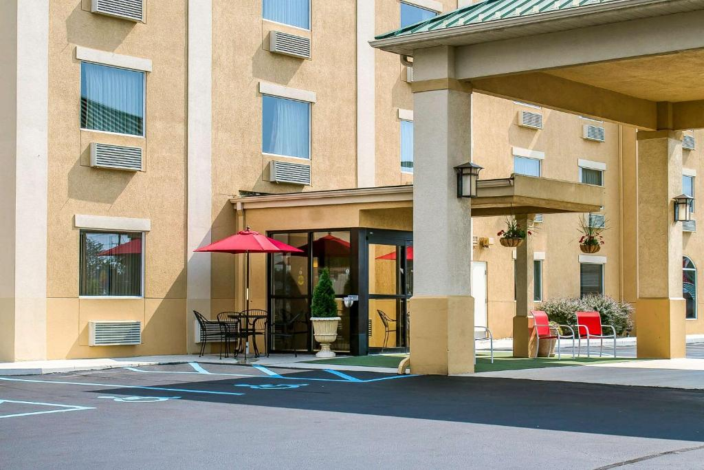 Comfort Inn Suites Wilkes Barre Pa Booking Com