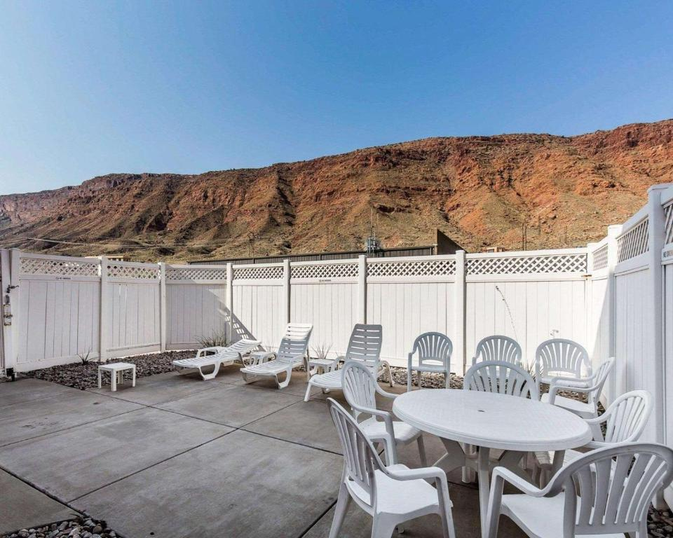 Quality Suites Moab