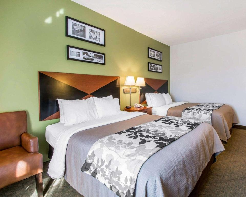 Sleep Inn Suites Panama City Beach Reserve Now Gallery Image Of This Property