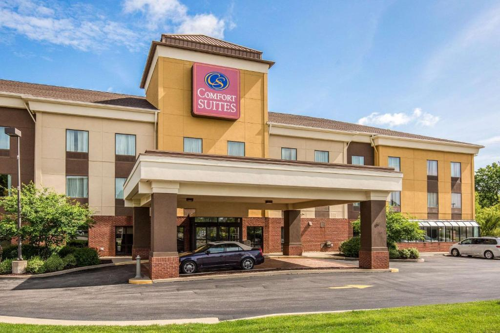 Fairview Heights Il >> Hotel Comfort Suites Fairview Heights Il Booking Com