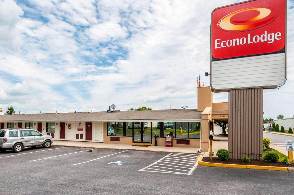 Econo Lodge Frederick Md Booking Com