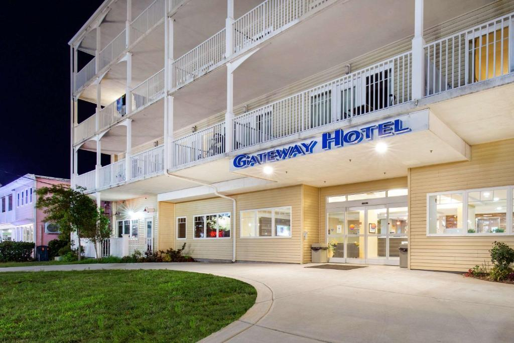 Hotels In Ocean City Md >> Gateway Hotel Suites An Ascend H Ocean City Md Booking Com