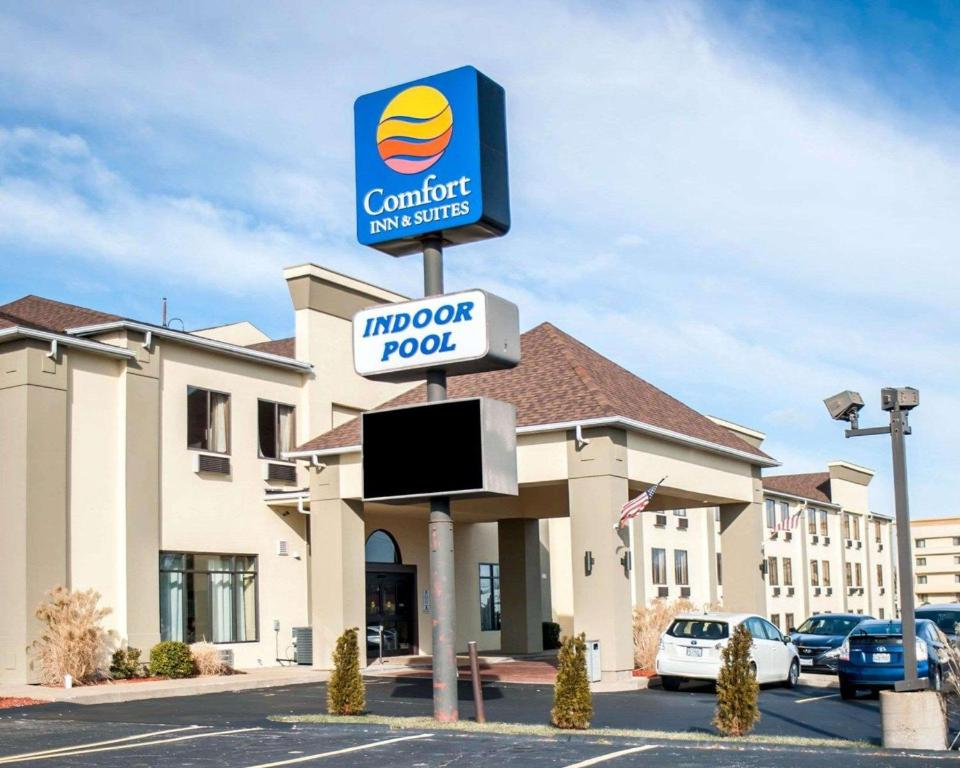 Comfort Inn Hazelwood Usa Hazelwood Booking Com