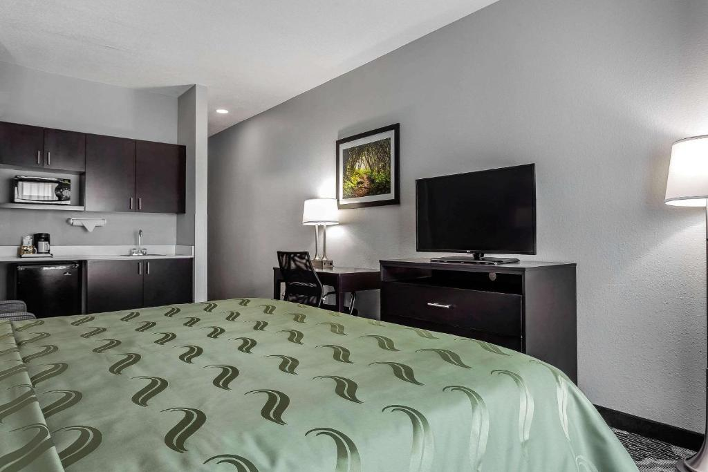 Quality Suites at Carolina Place Mall
